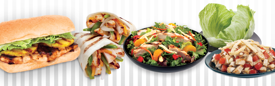 ranch one menu items