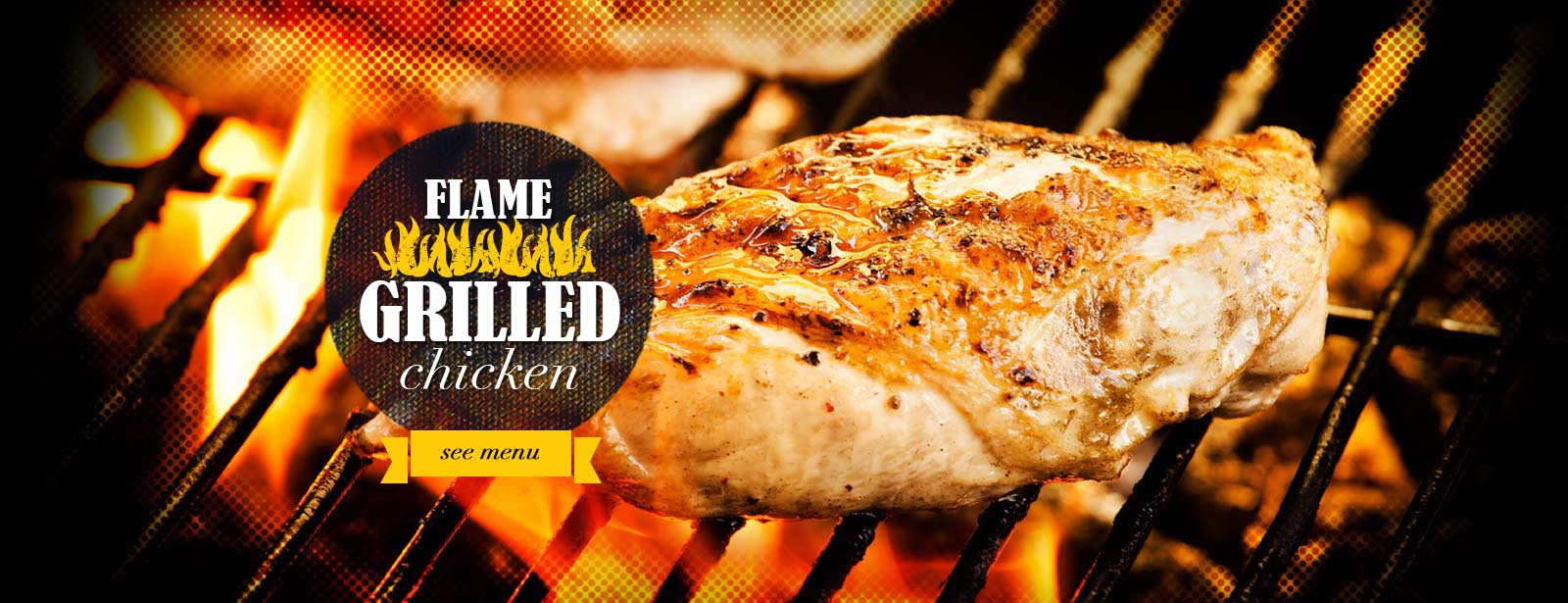 Ranch One Flame Grilled Chicken